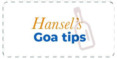 Hansle's Goa Tips