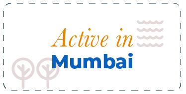 Active in Mumbai